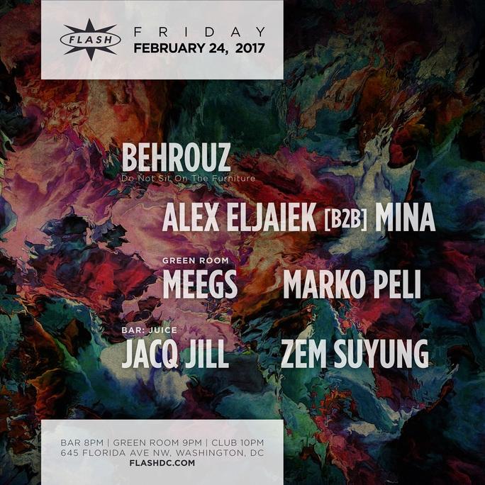 Behrouz event thumbnail