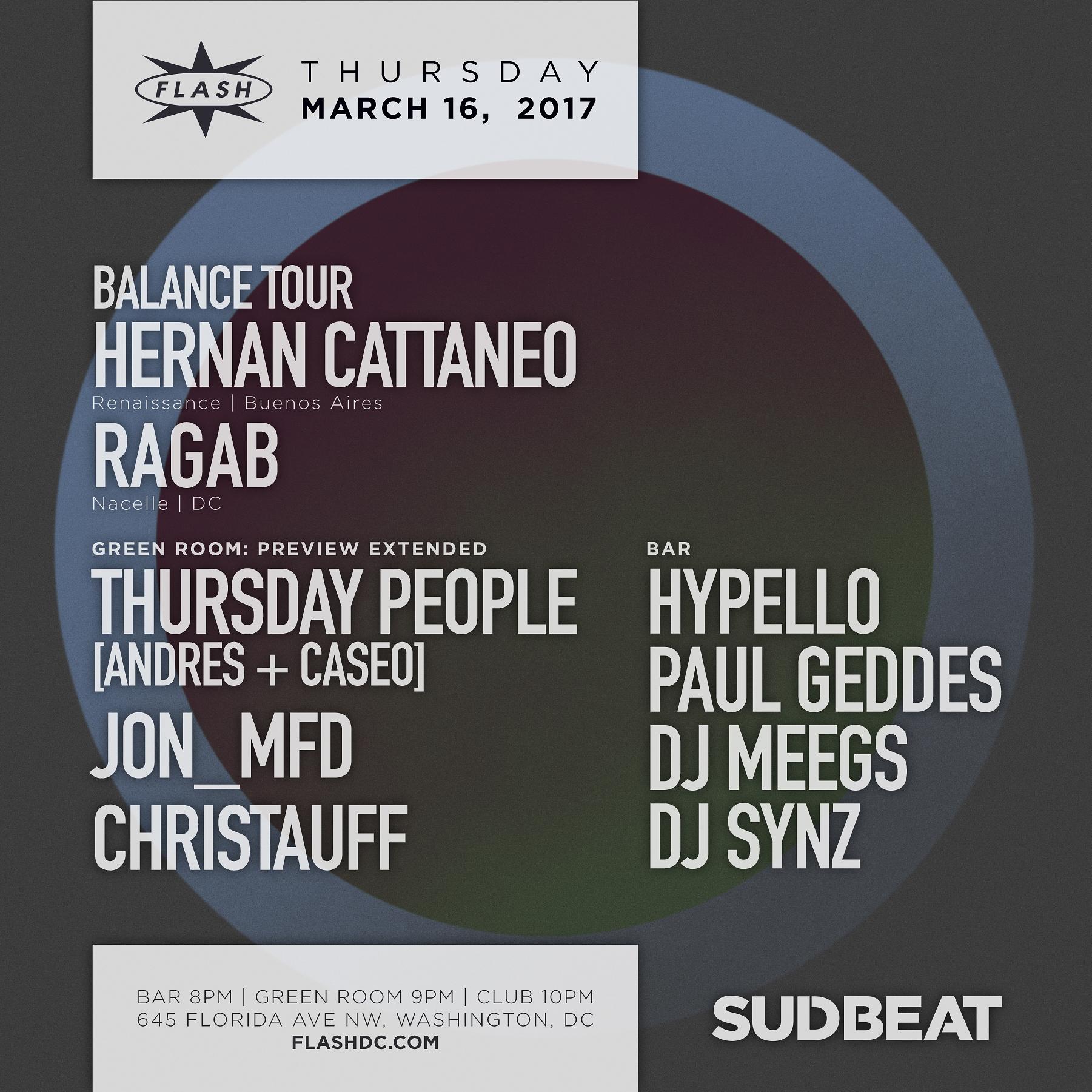 Hernan Cattaneo event thumbnail