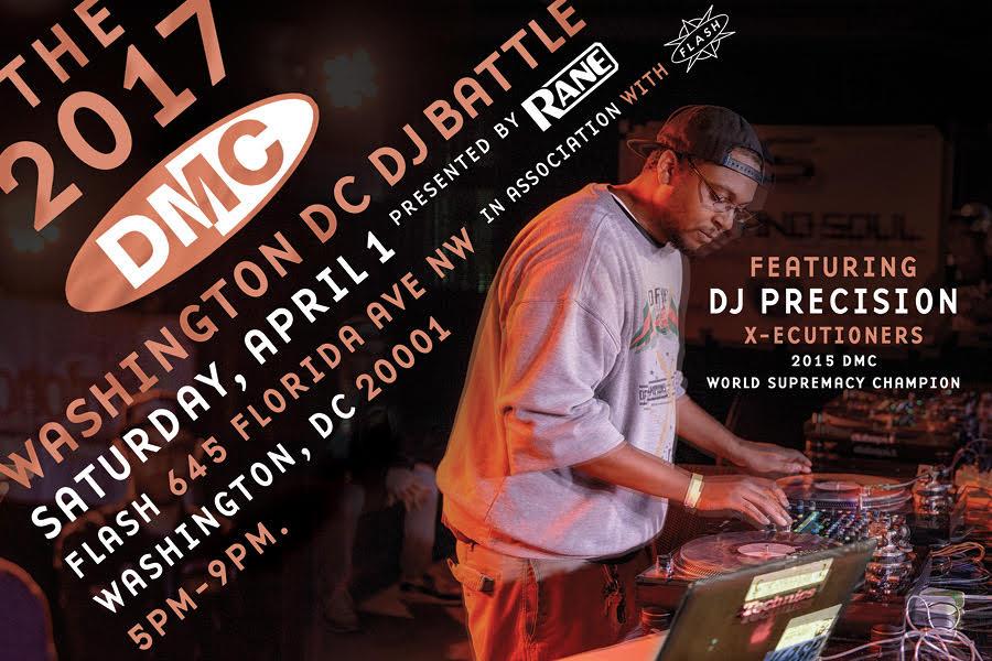 *Early Show* - DMC Washington D.C. DJ Battle event thumbnail