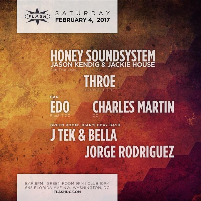 Honey Soundsystem event thumbnail