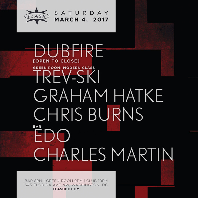 Dubfire [Open-to-Close] event thumbnail