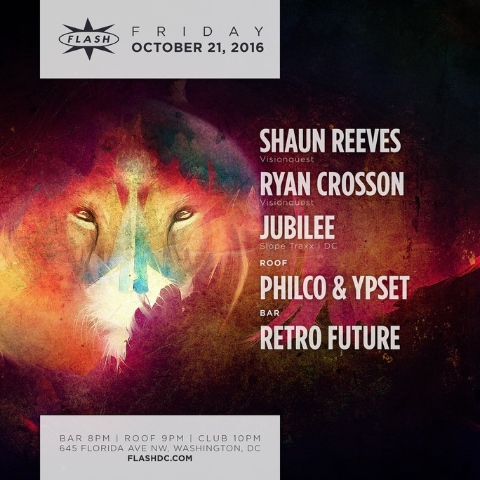 Visionquest: Ryan Crosson & Shaun Reeves event thumbnail
