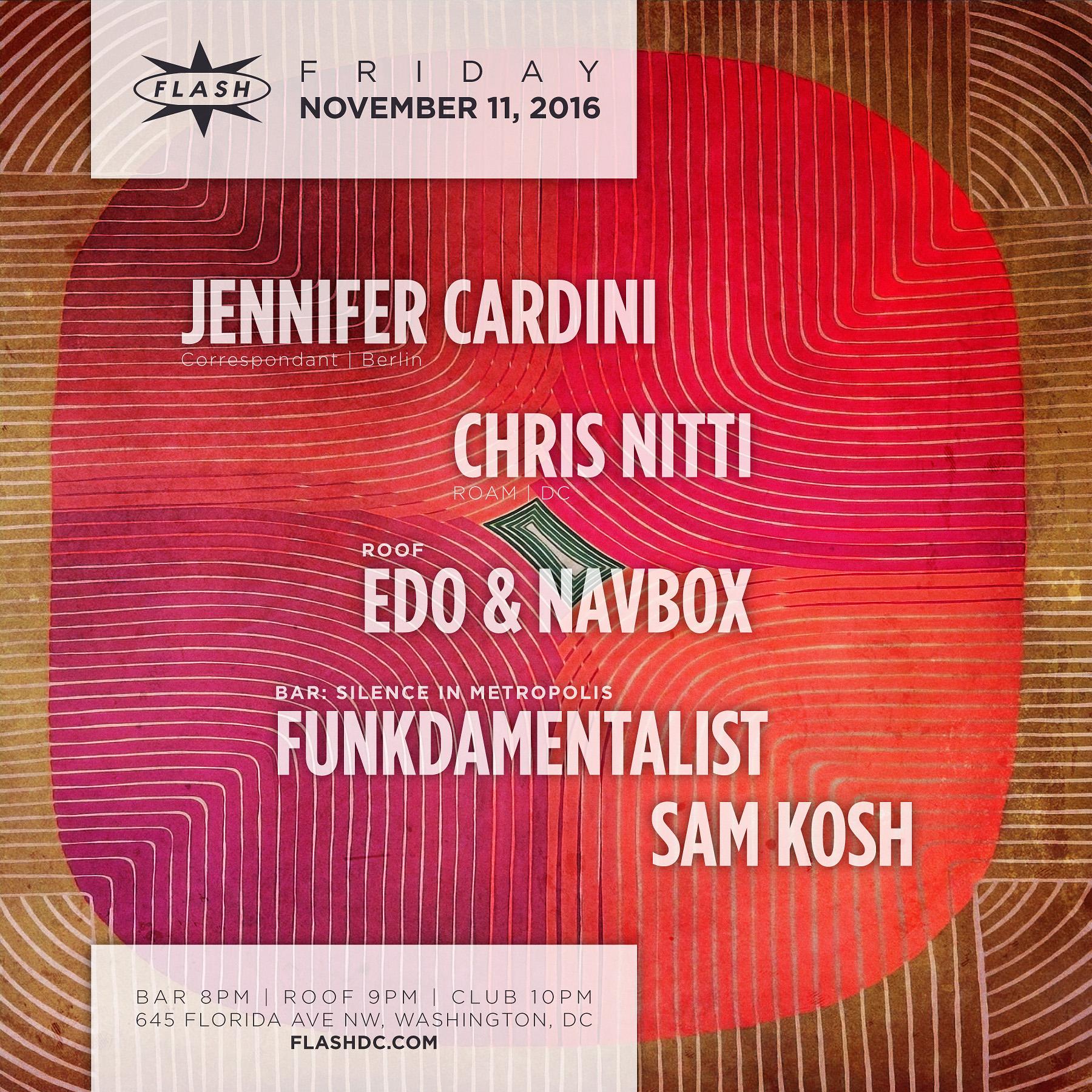 Jennifer Cardini event thumbnail