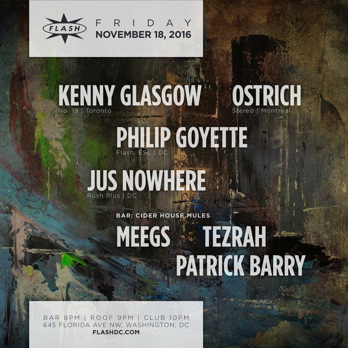 Kenny Glasgow & Ostrich event thumbnail