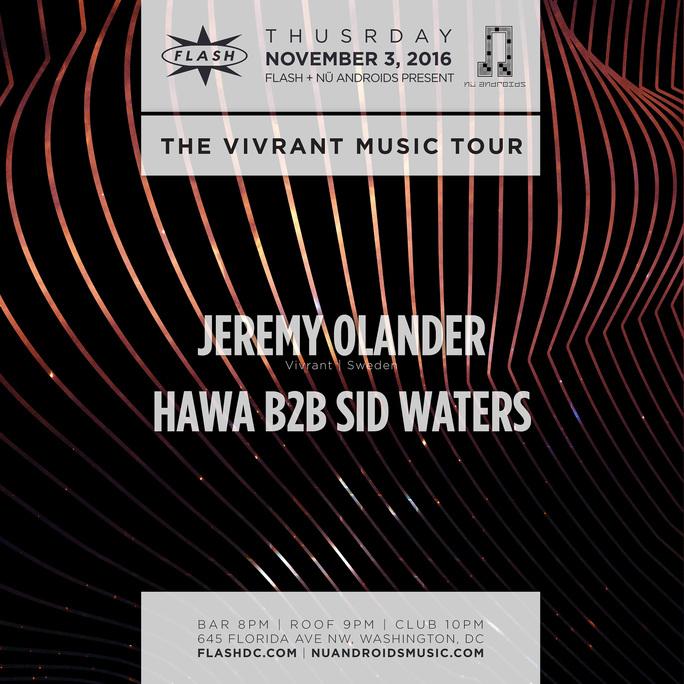 Jeremy Olander event thumbnail