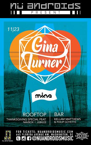 Gina Turner event thumbnail