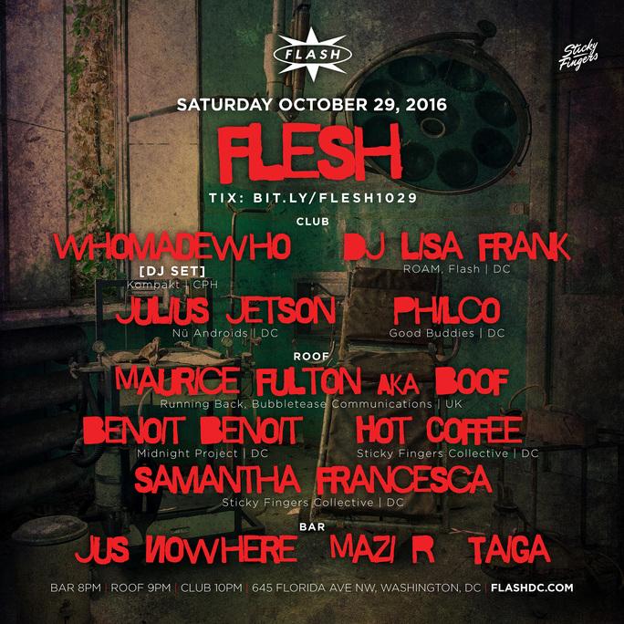 Flesh event thumbnail
