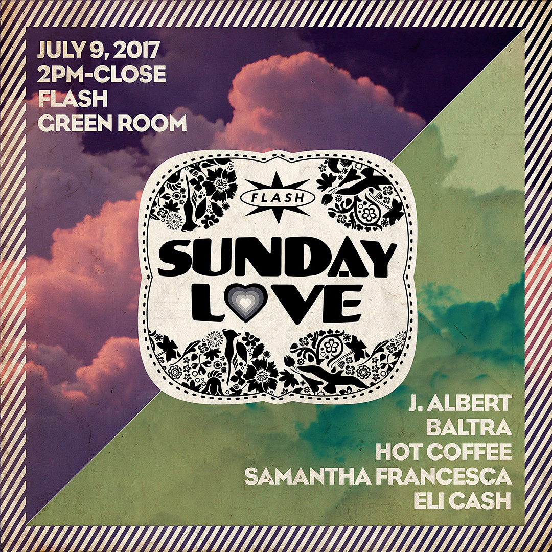 Sunday Love meets Daytime Discotheque w/ Baltra - J. Albert [LiVE] event thumbnail