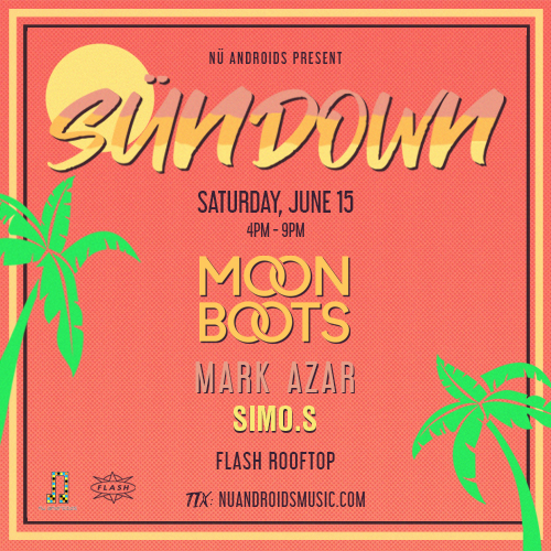 SünDown feat. Moon Boots event thumbnail