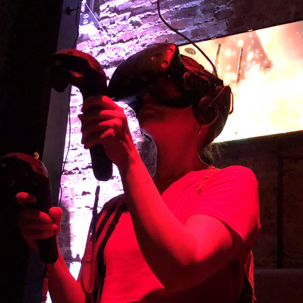 Virtual Reality Experience event thumbnail