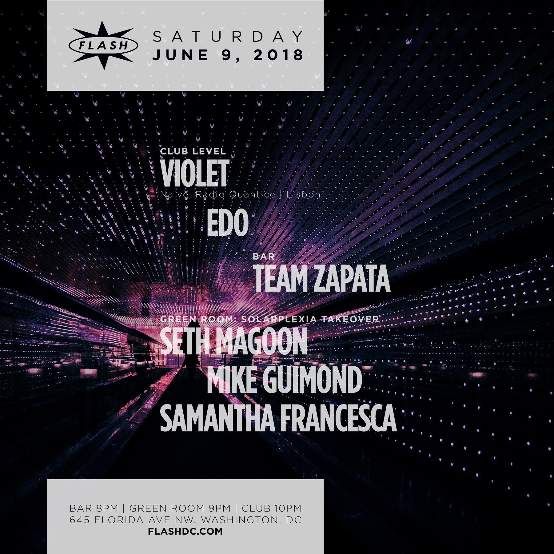 Violet event thumbnail