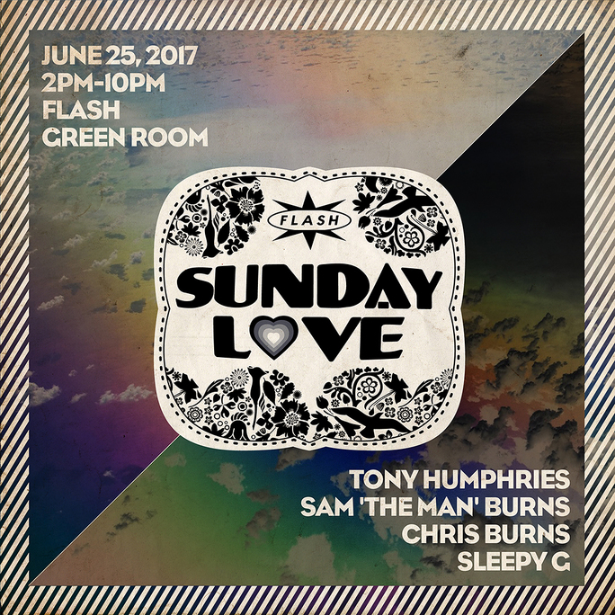 Sunday Love: Tony Humphries - Sam 'The Man' Burns - Chris Burns - Sleepy G event thumbnail
