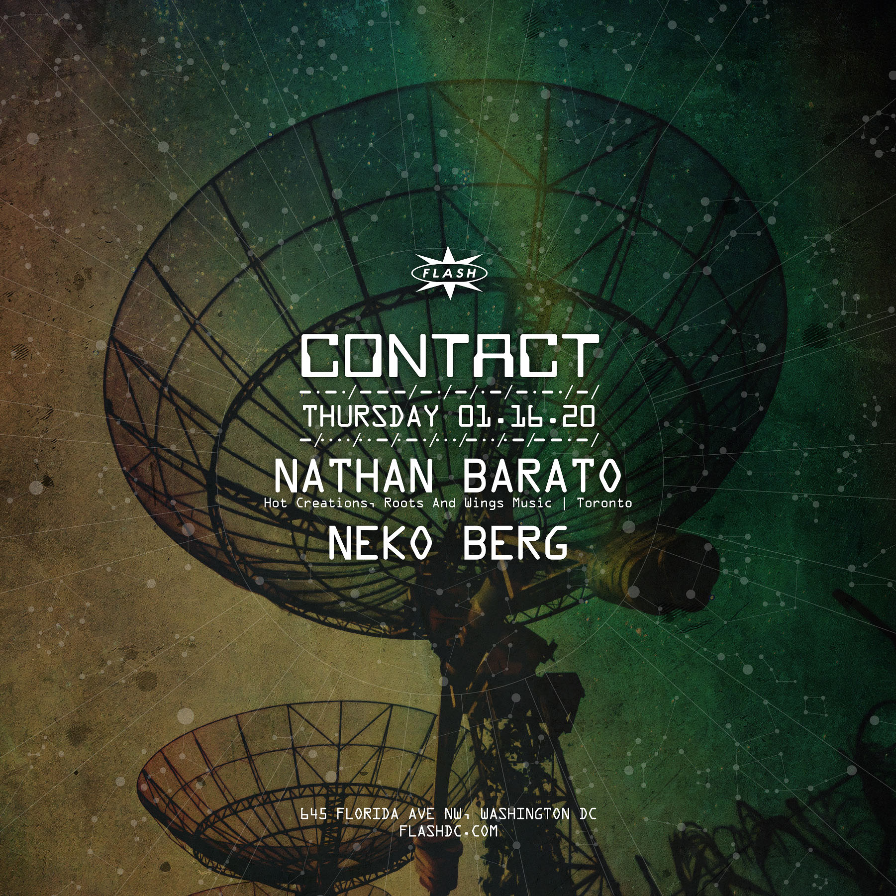 CONTACT: Nathan Barato event thumbnail