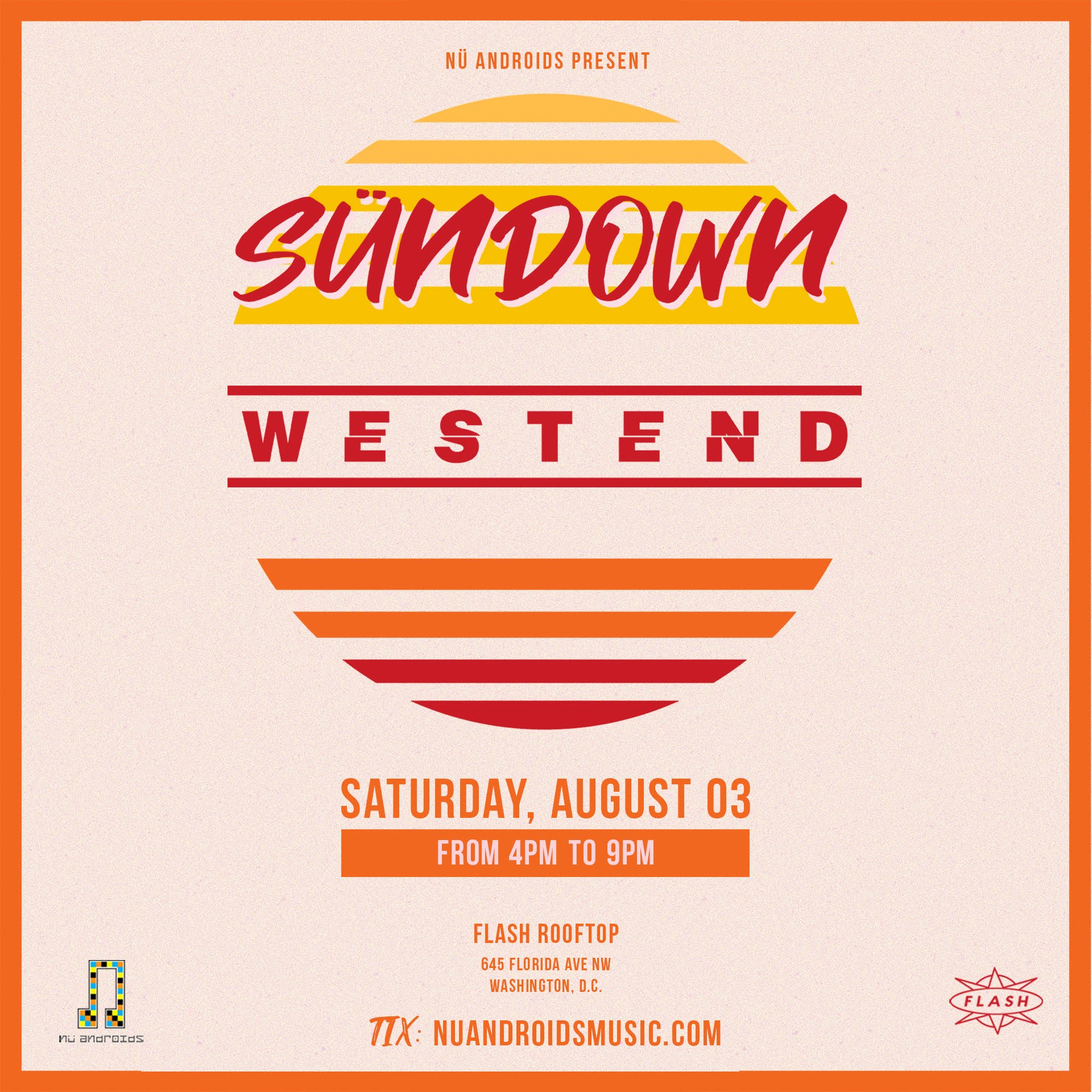 Sündown feat. WESTEND - Thomasian event thumbnail