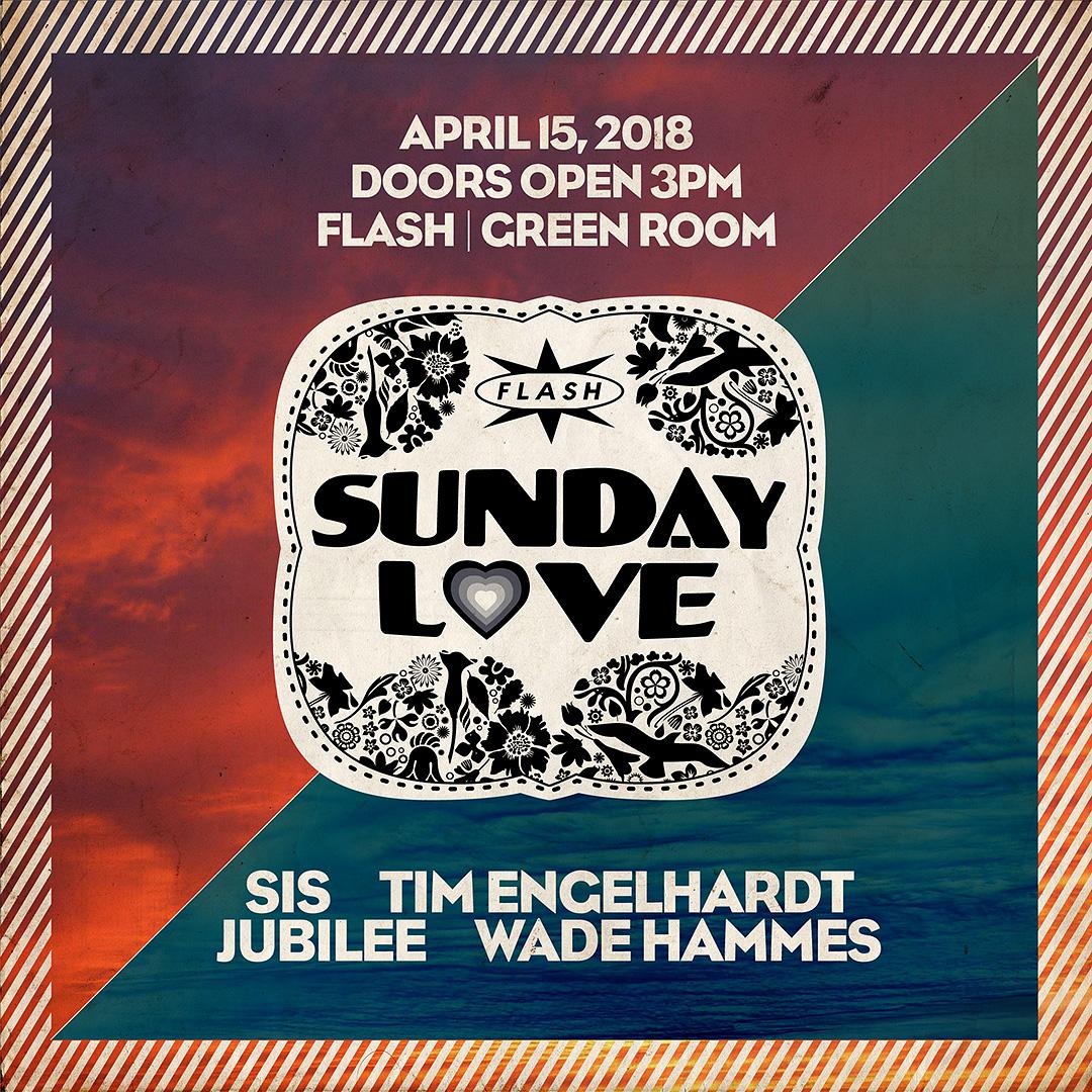 Sunday Love: SIS - Tim Engelhardt event thumbnail
