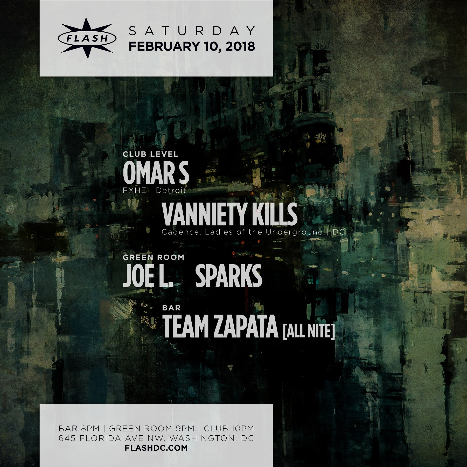Omar S event thumbnail