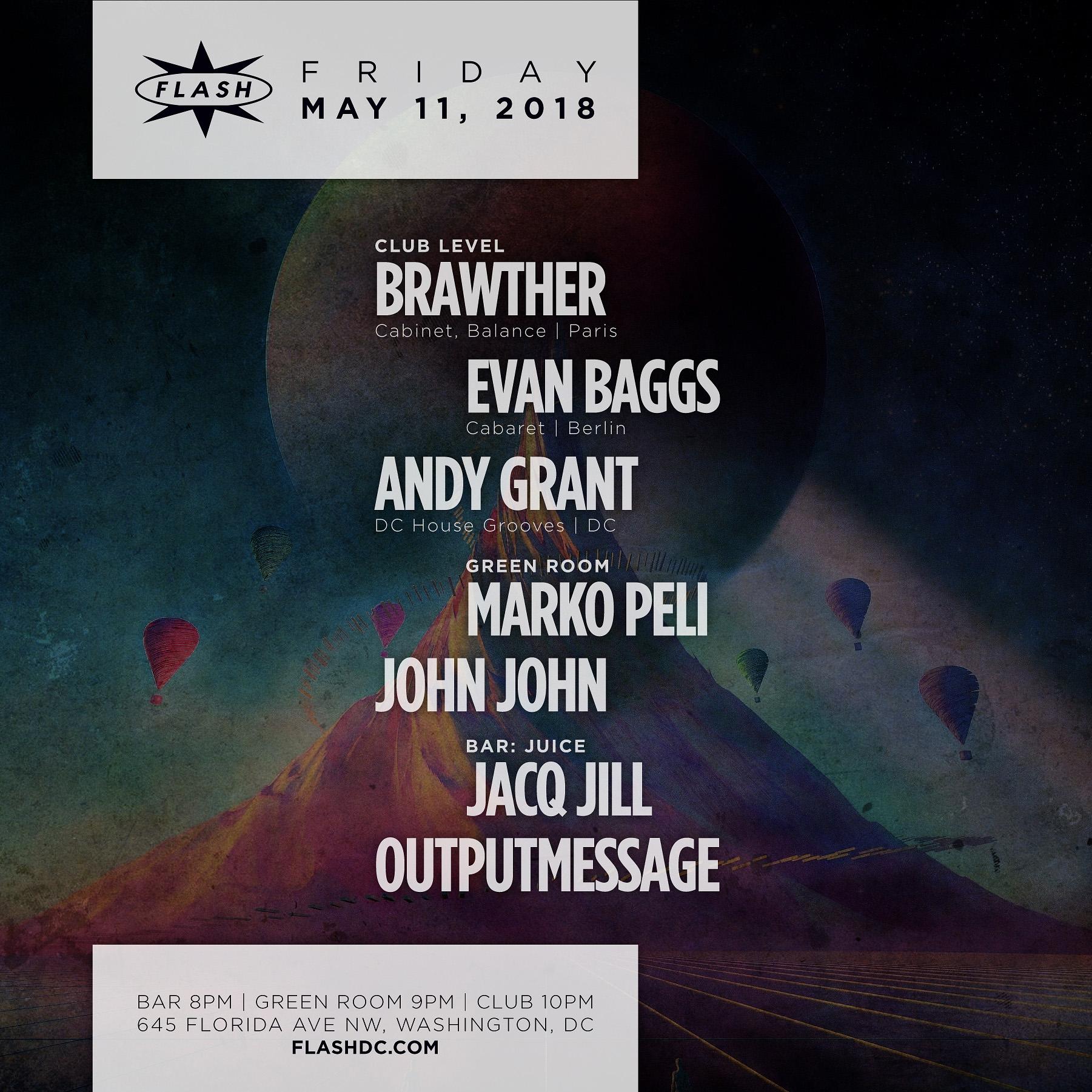 Brawther - Evan Baggs event thumbnail
