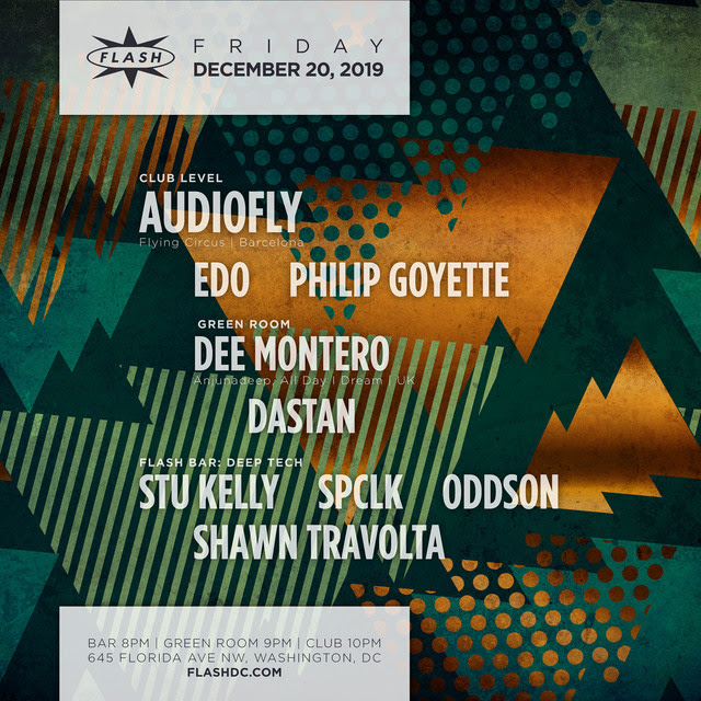 Audiofly - Dee Montero event thumbnail