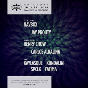 Navbox & Friends: Navbox - Jay Prouty - Henry Chow - Carlos Alkalina + more event thumbnail