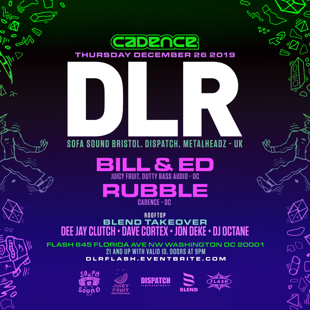 Cadence Presents: DRL  event thumbnail