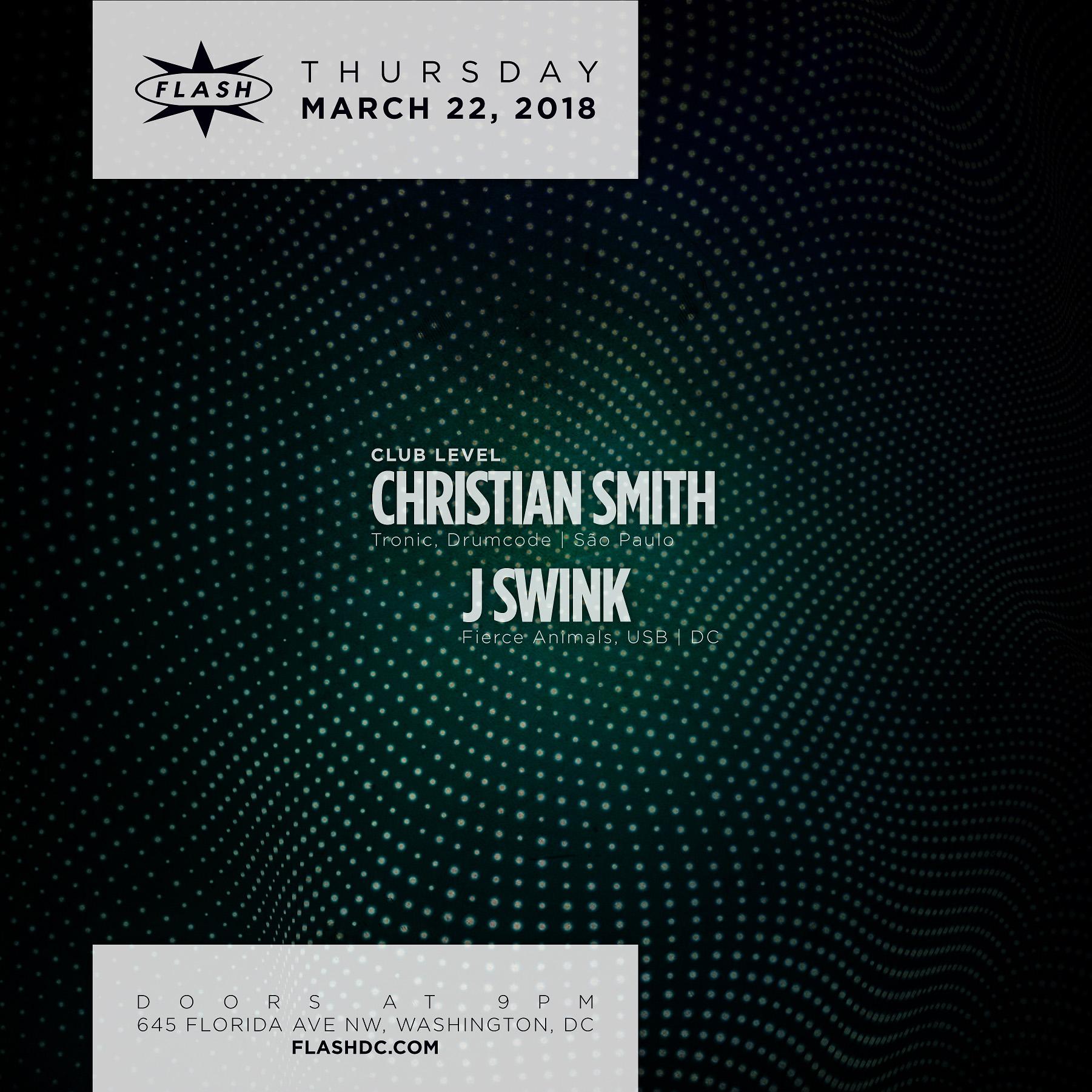 Christian Smith event thumbnail
