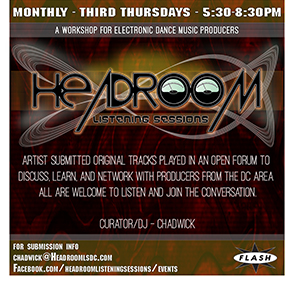 [Early] Headroom event thumbnail