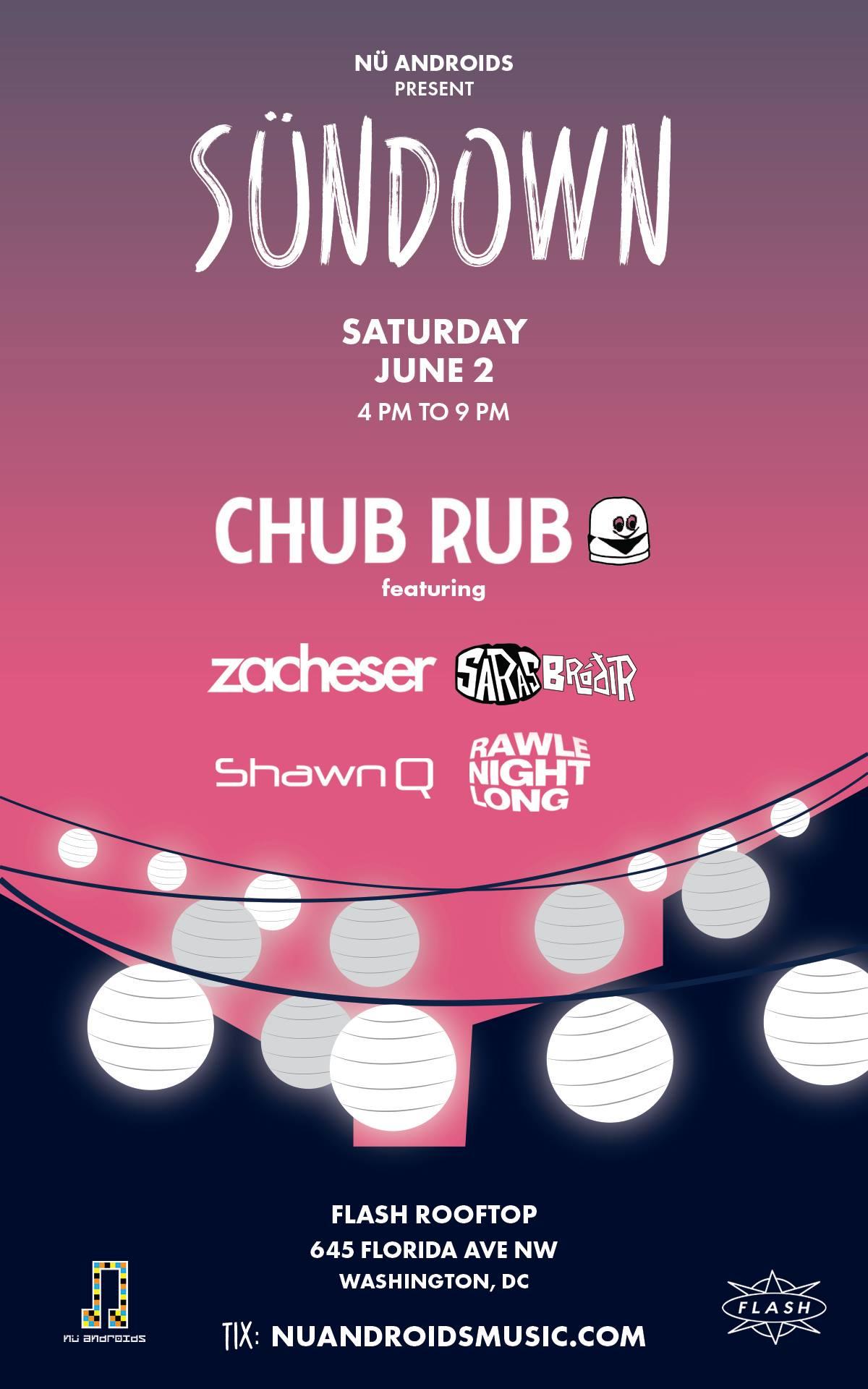 SunDown: Chub Rub Label Takeover event thumbnail