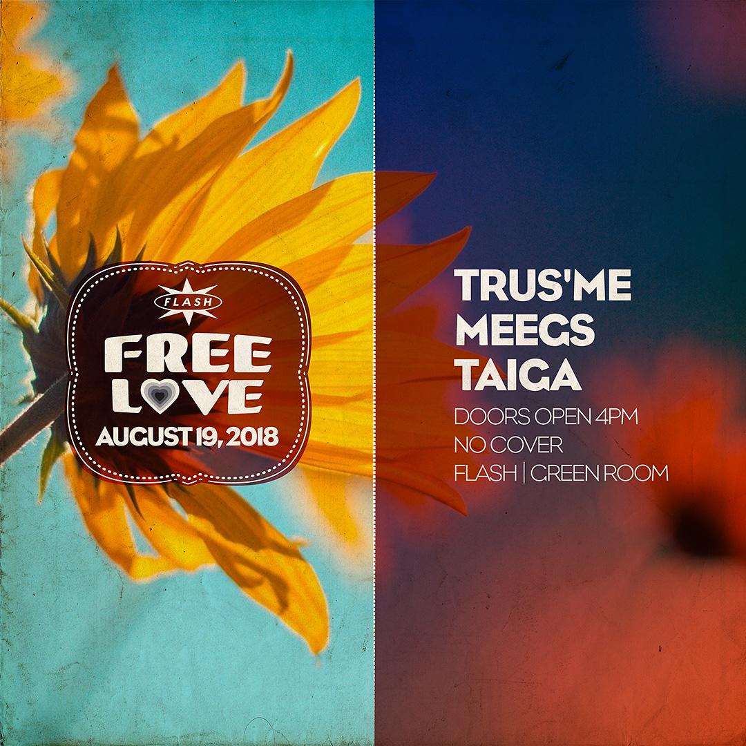 Free Love: Trus'me event thumbnail