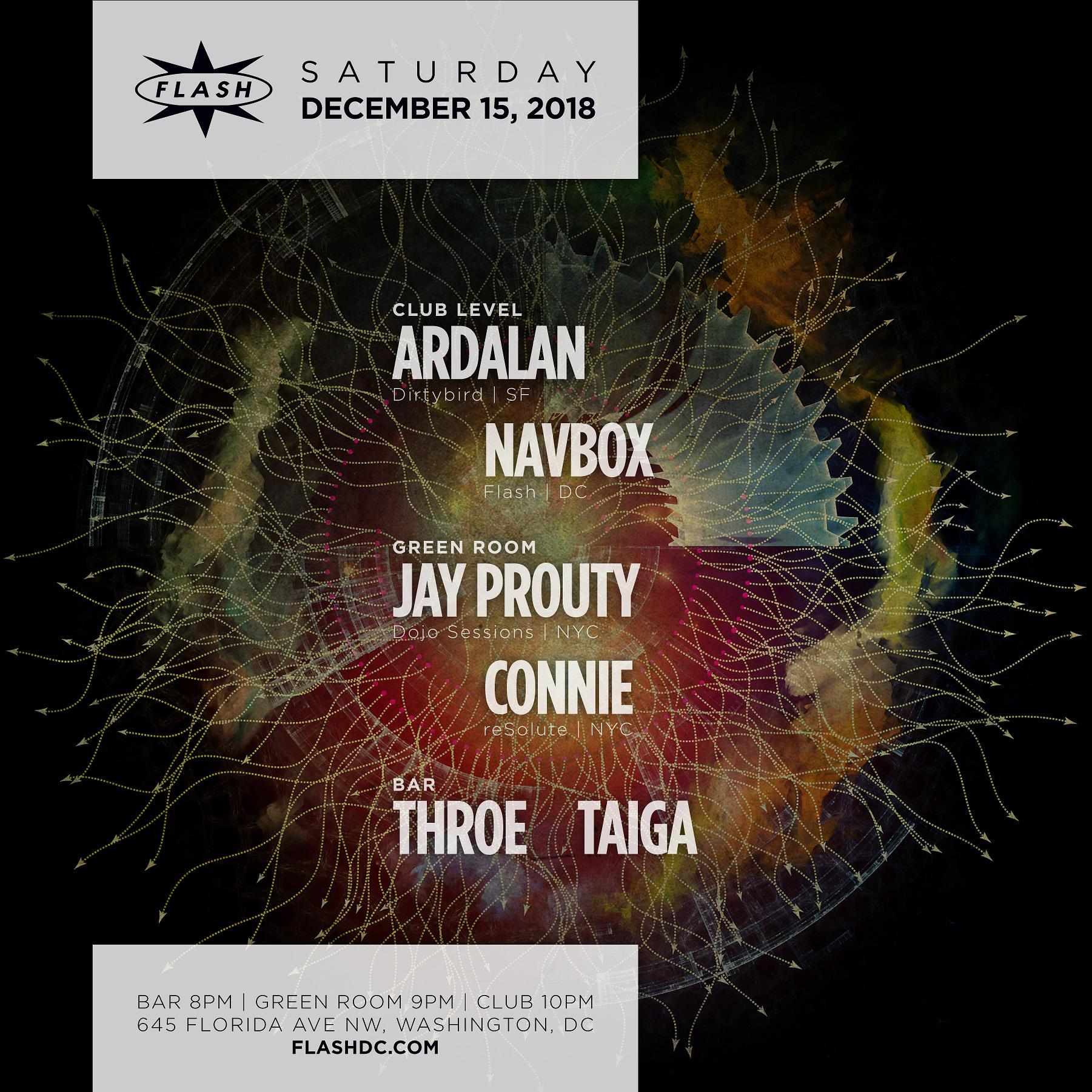 Ardalan - Navbox - Jay Prouty - Connie event thumbnail