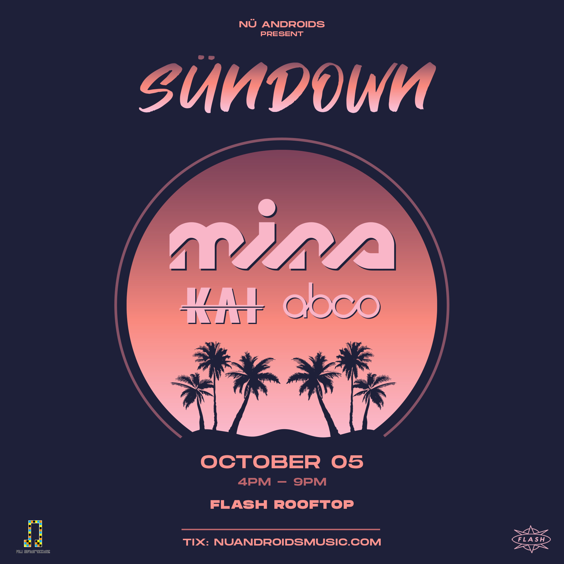 SünDown: Mina  event thumbnail