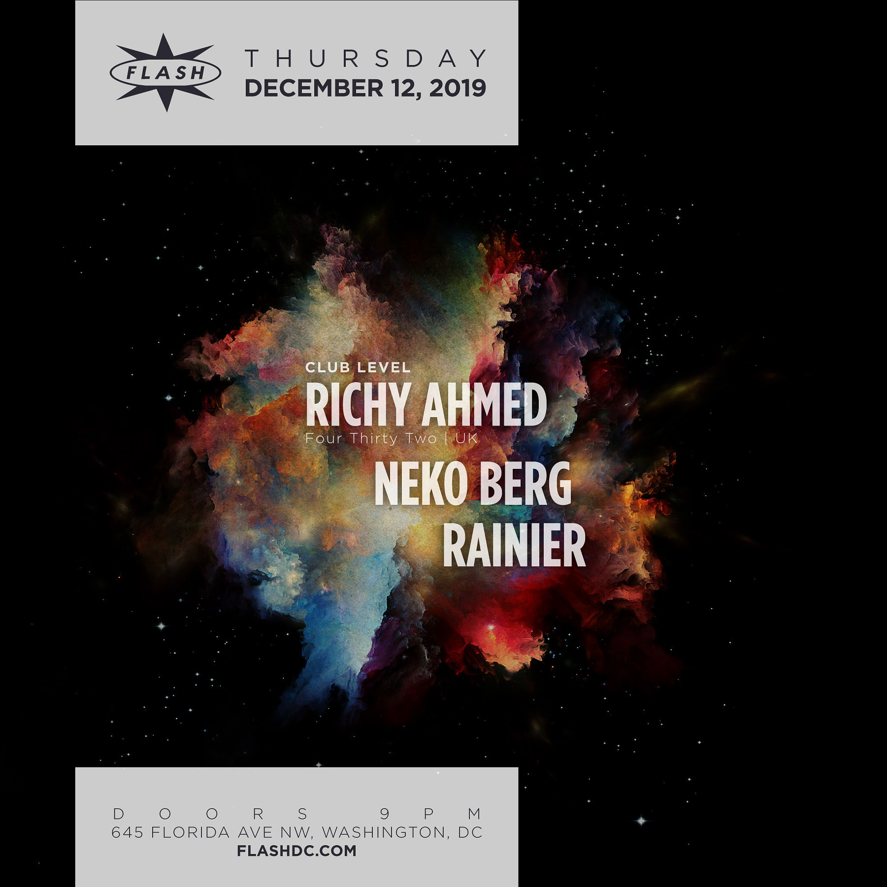 Richy Ahmed event thumbnail