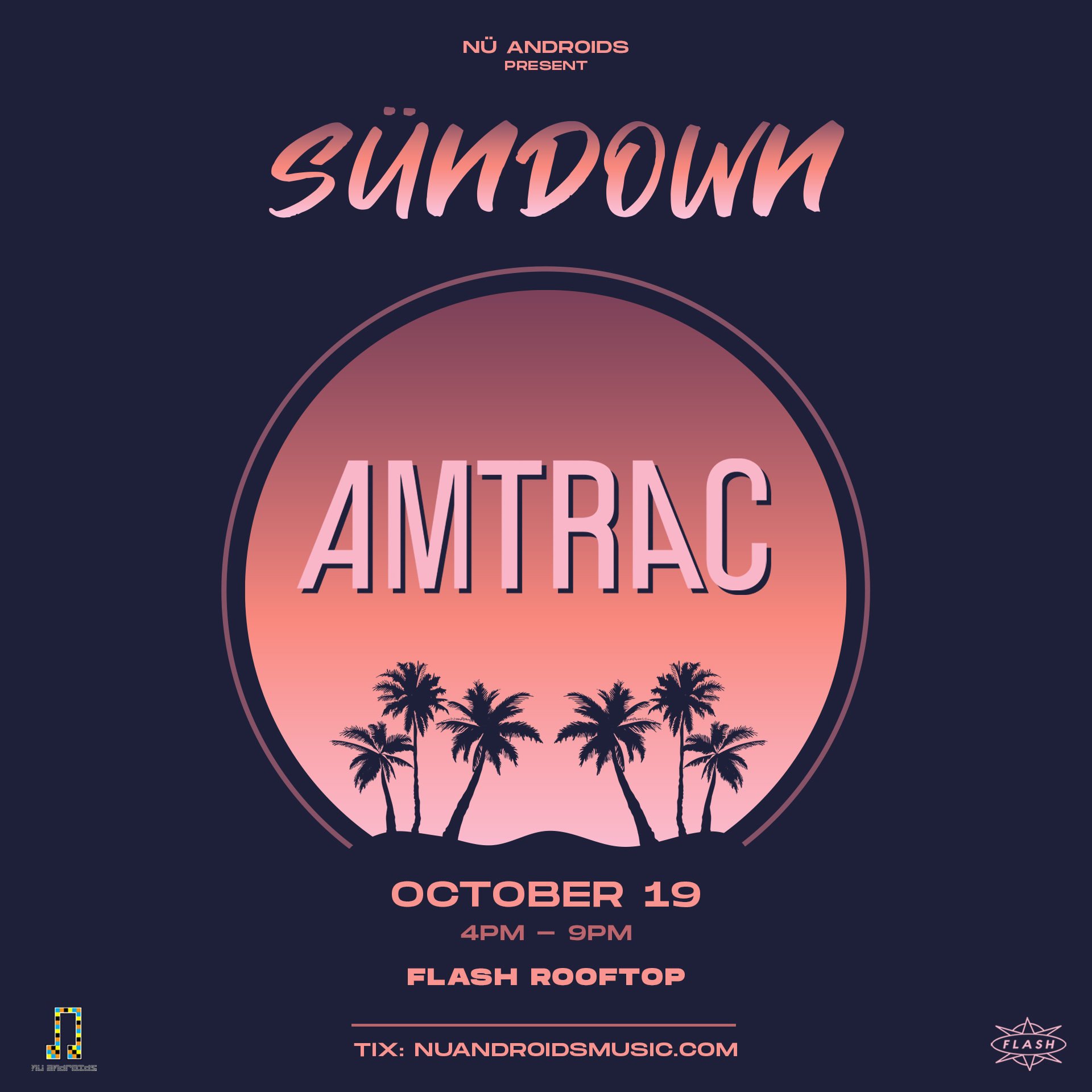 SünDown: Amtrac event thumbnail