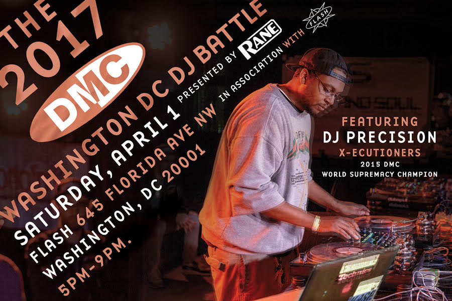 *Early Show* - DMC Washington D.C. DJ Battle event thumbnail