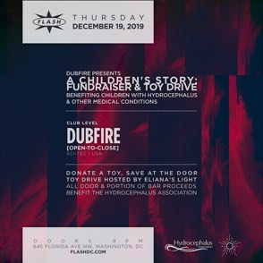 Dubfire Presents: A Children's Story - Toy Drive & Fundraiser event thumbnail