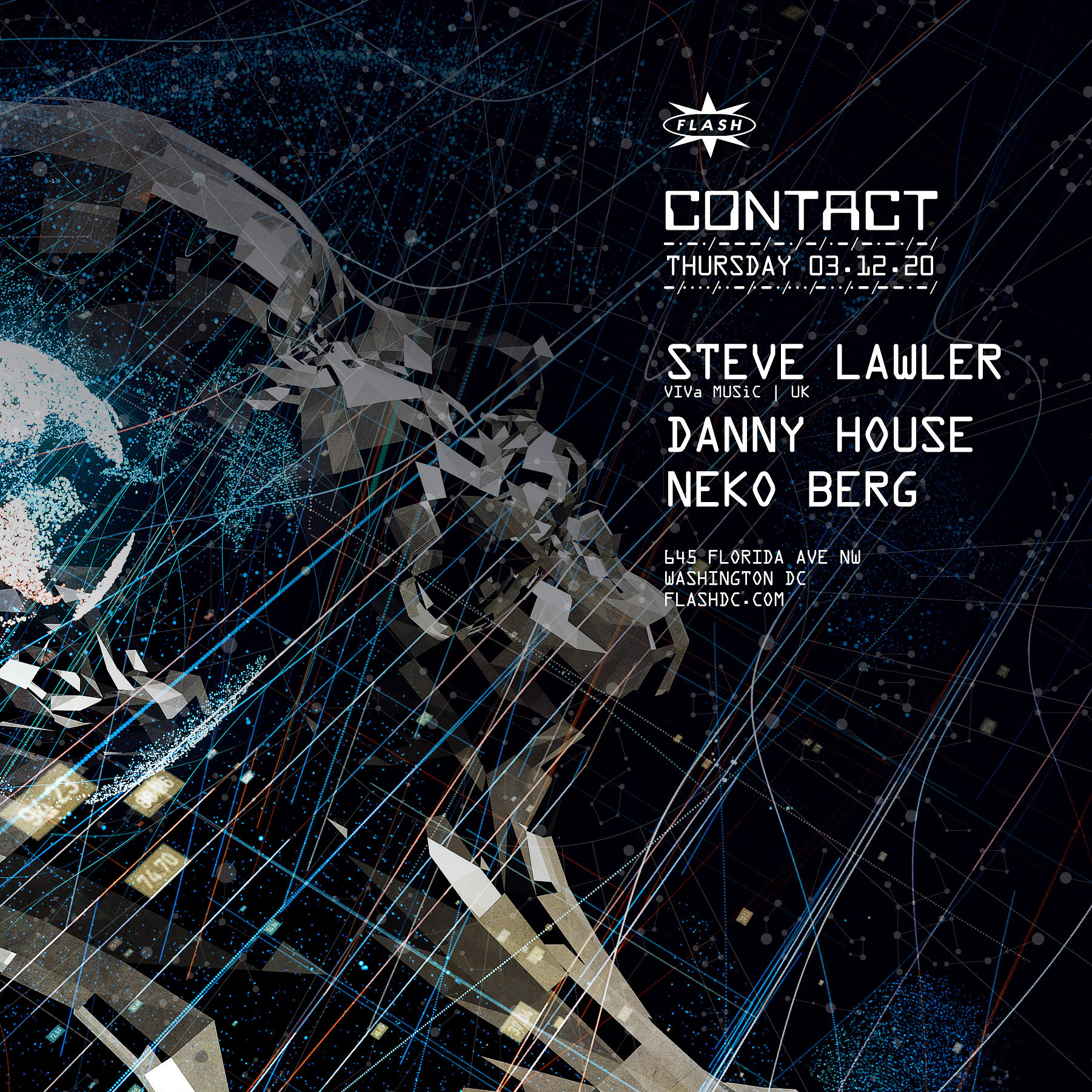 CONTACT: Steve Lawler event thumbnail