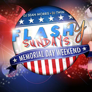 Flashy Sundays Memorial Day Weekend event thumbnail