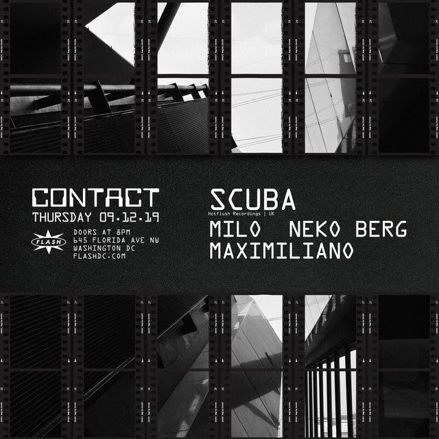 CONTACT: Scuba presents: SCB event thumbnail