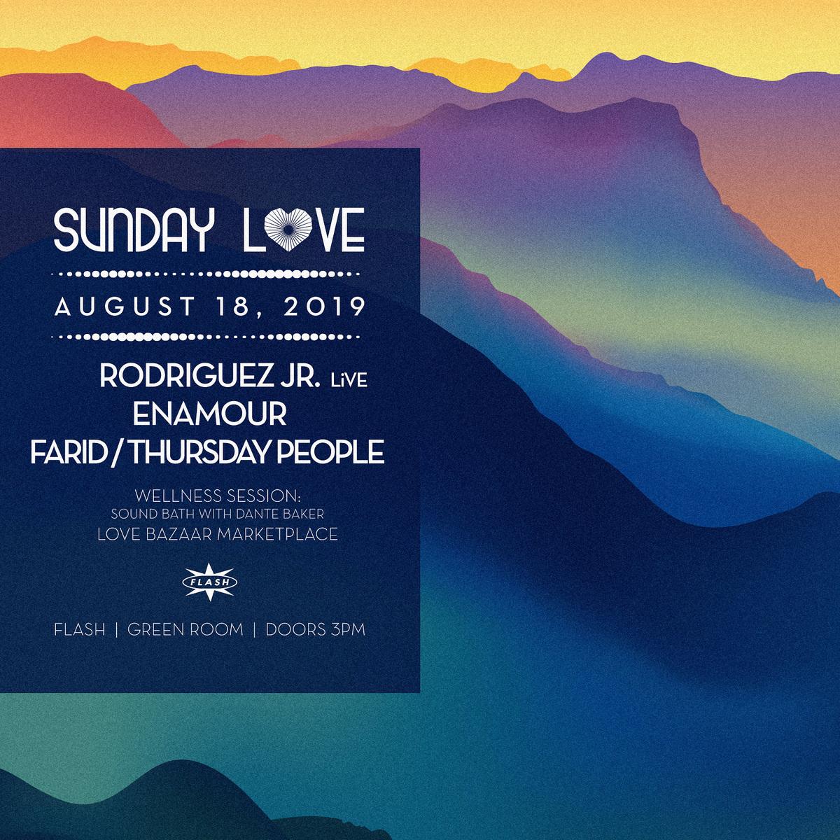 Sunday Love: Rodriguez Jr.  event thumbnail