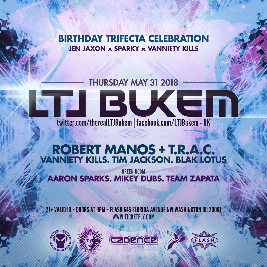 LTJ Bukem event thumbnail