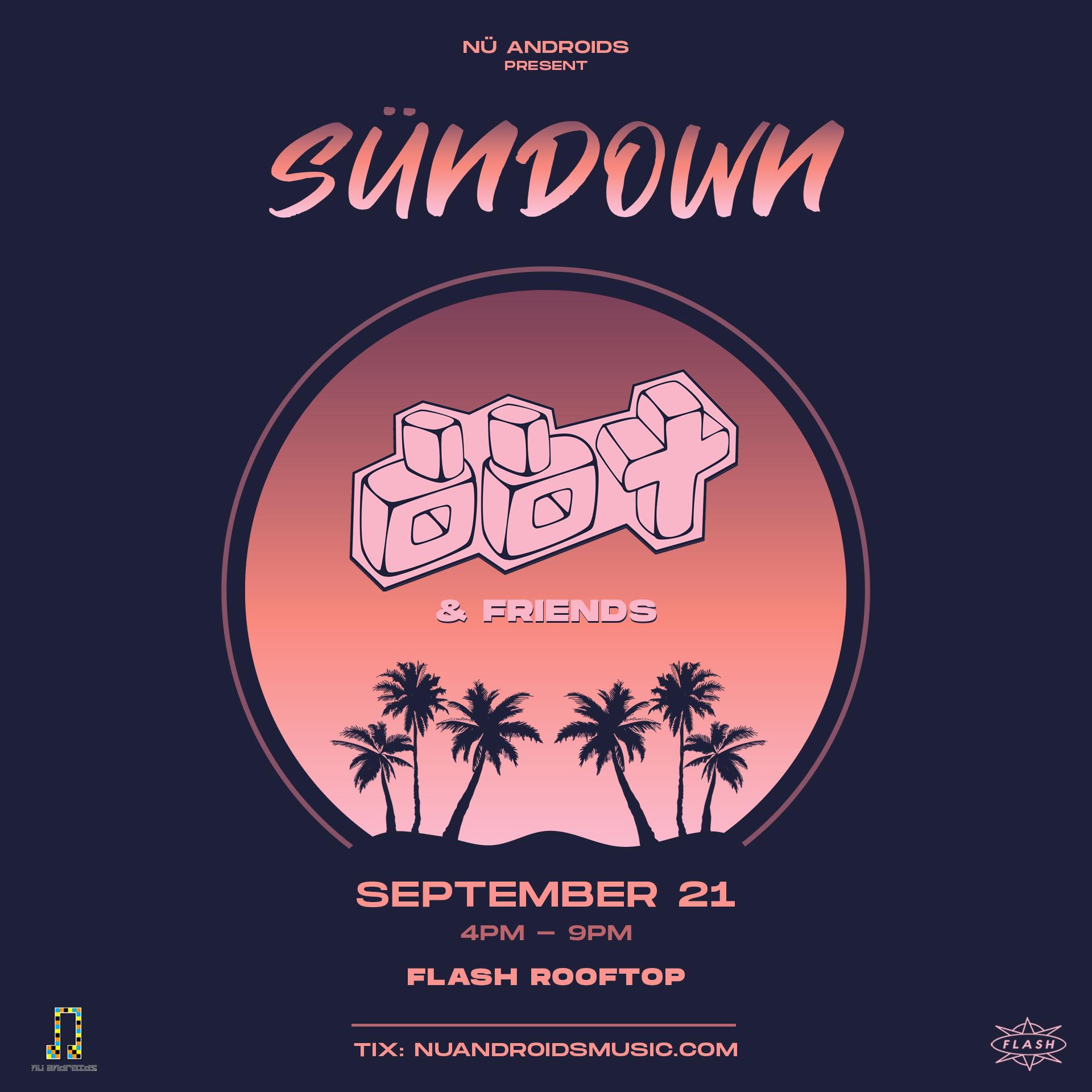Sündown: DBT & Friends event thumbnail