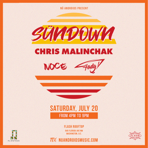 SünDown feat. Chris Malinchak w/ Noce - Fady D event thumbnail