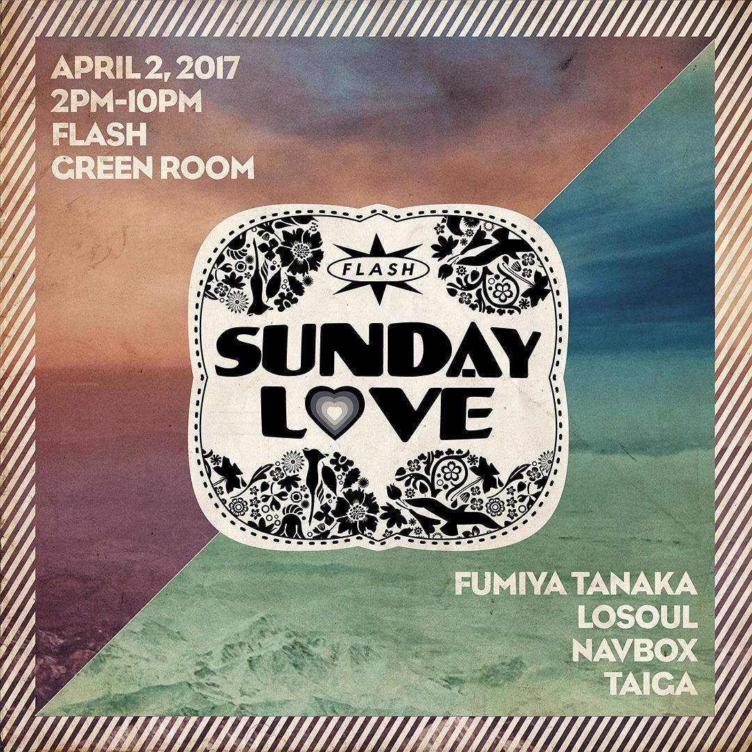 Sunday Love: Fumiya Tanaka, Losoul, Navbox, Taiga event thumbnail