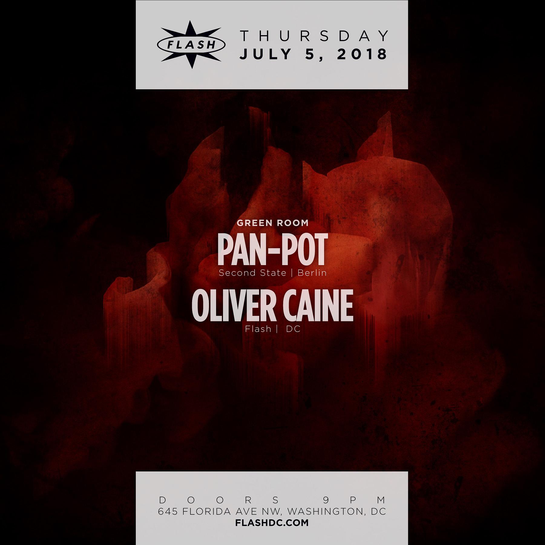 Pan-Pot event thumbnail
