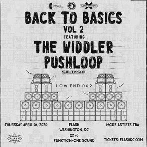 The Widdler x Pushloop event thumbnail