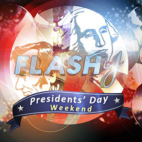 Flashy: President's Day Weekend high quality event photo