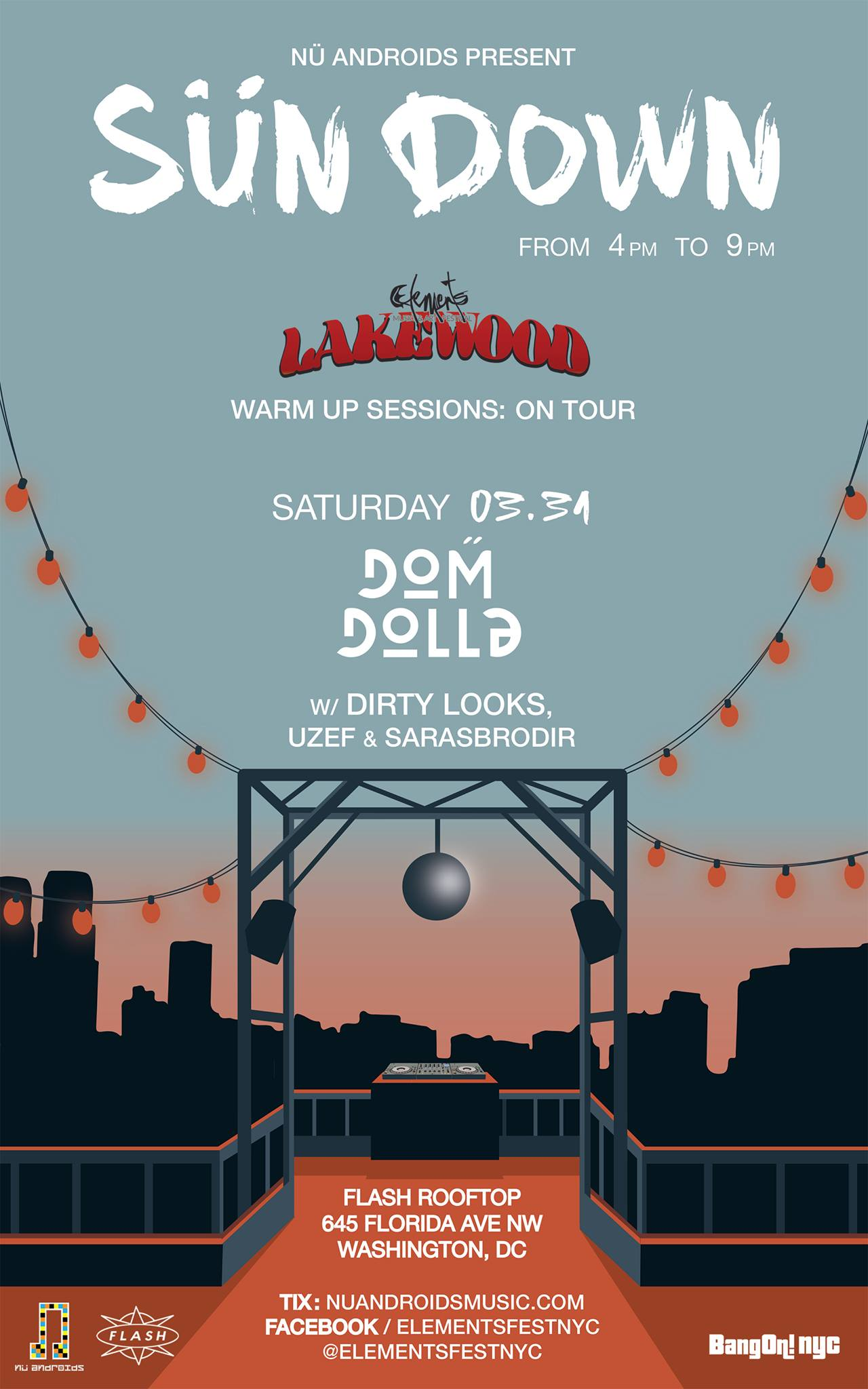 [Early] Lakewood WarmUp Sessions: Dom Dolla event thumbnail