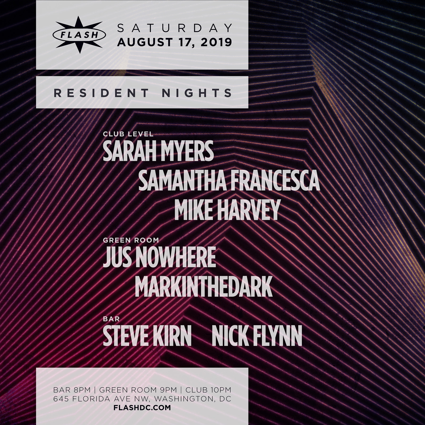 Resident Nights event thumbnail