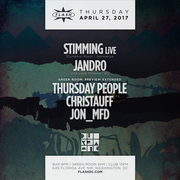 Stimming, Jandro  event thumbnail