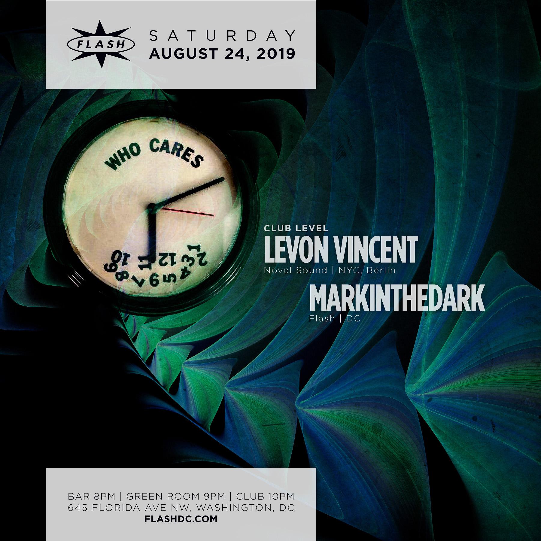 Levon Vincent event thumbnail