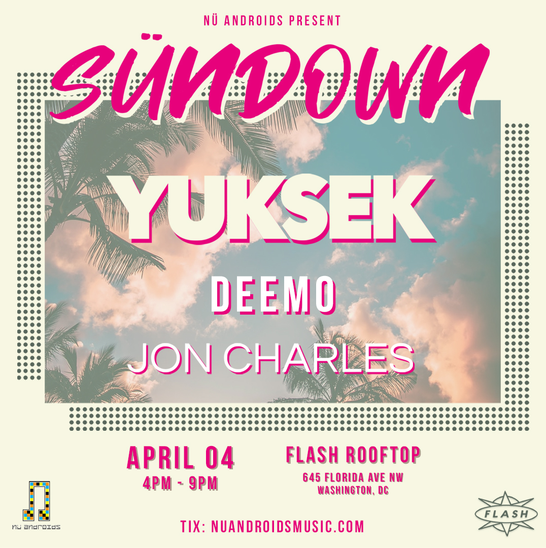 Sundown: Yuksek event thumbnail